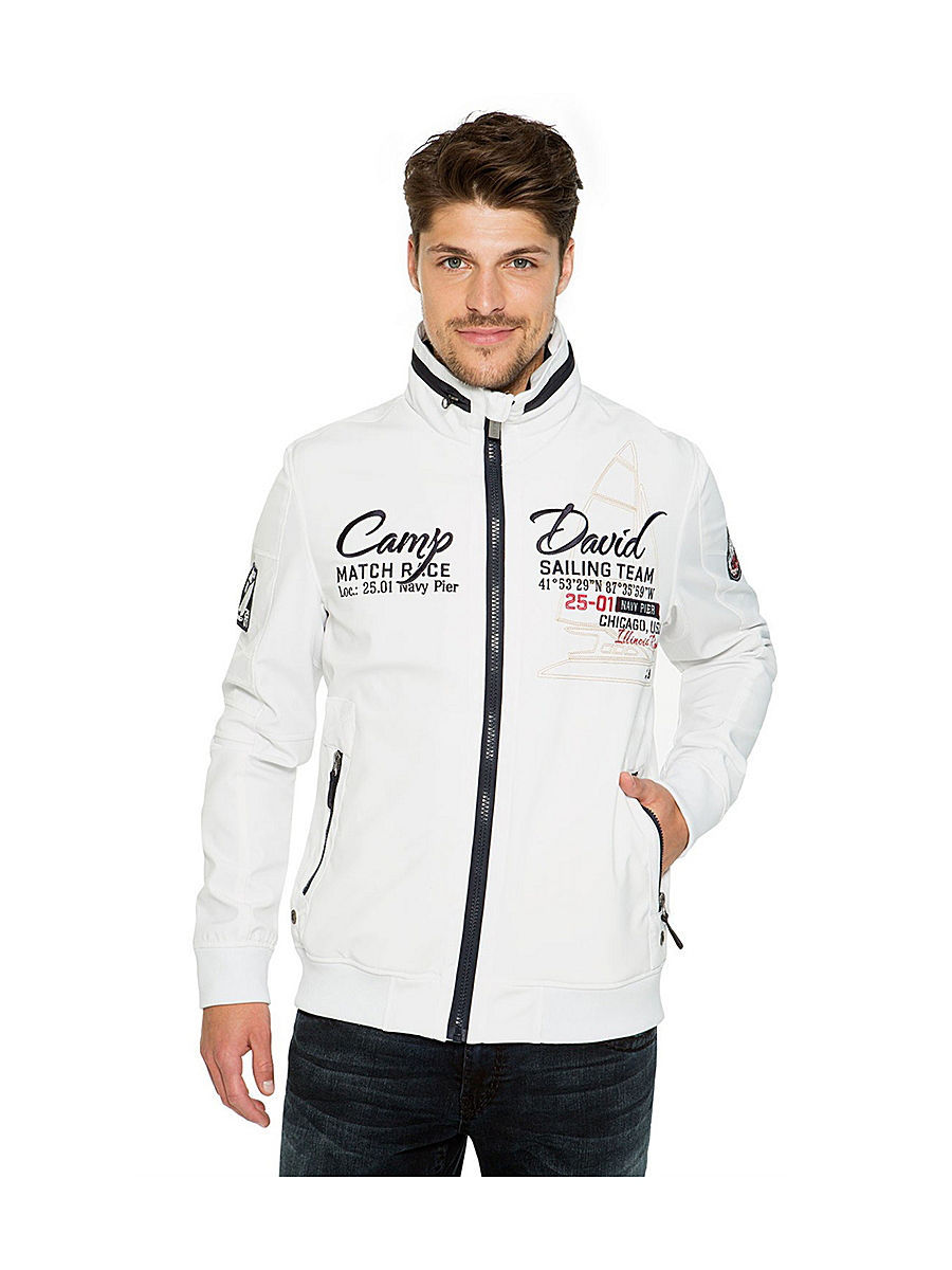 Куртка Camp David CCB-1507-3723/opticwhite: изображение 1