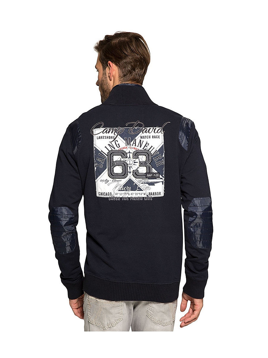 Мужские поло Camp David CCB-1508-3734/bluenavy: изображение 2