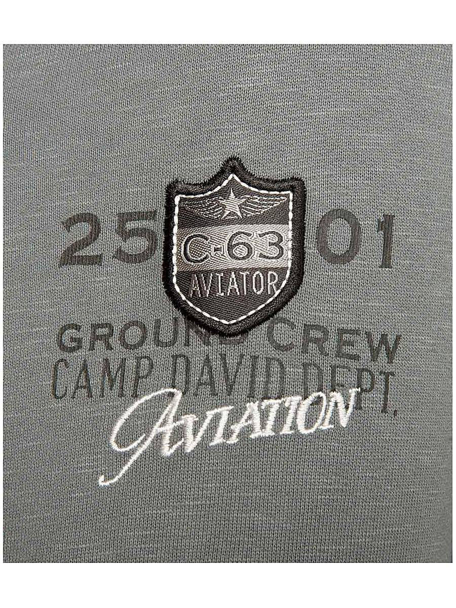 Толстовка Camp David CCB-1509-3783/stonegrey: изображение 3