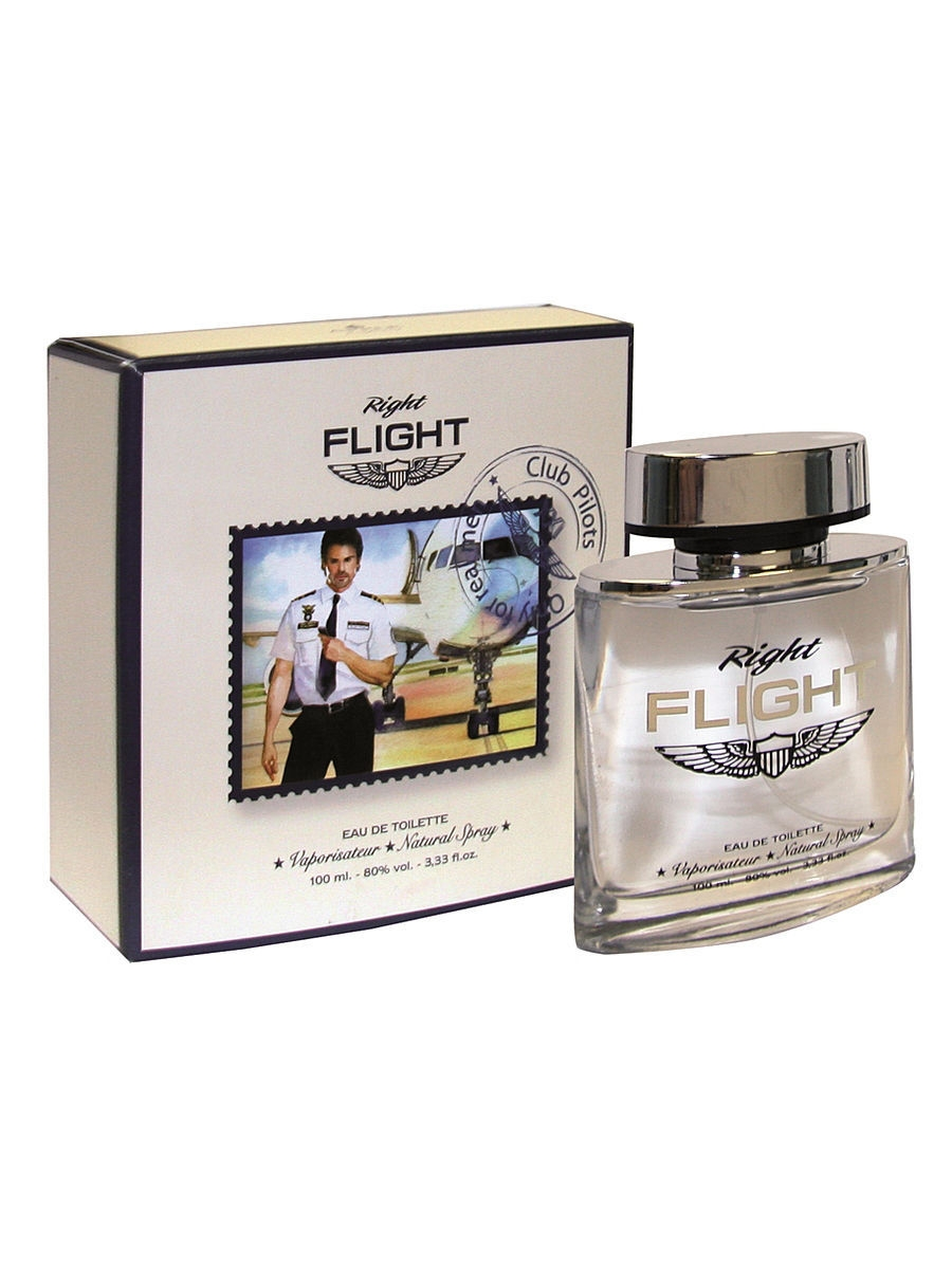 "Туалетная вода ""Right Flight"" (Райт Флайт) муж 100 мл APPLE PARFUMS 41342"