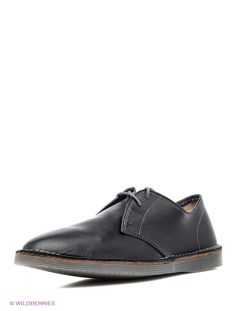 Полуботинки Clarks 26106731/blackleather