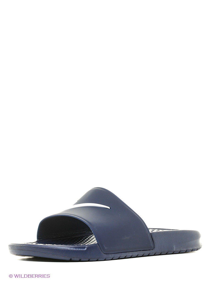 Шлепанцы BENASSI SHOWER SLIDE Nike 819024-410