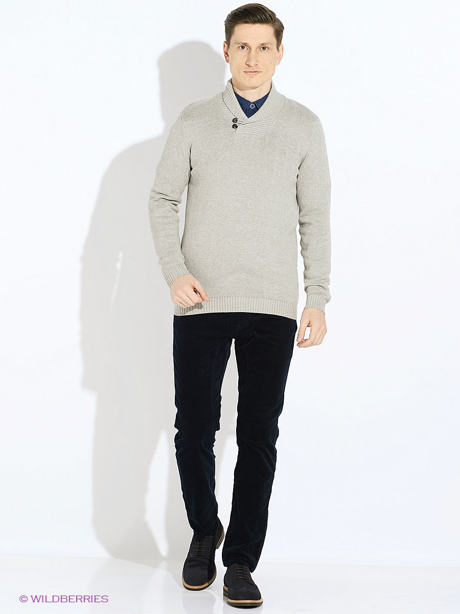 Толстовка Jack & Jones 12098864/LightGreyMelange
