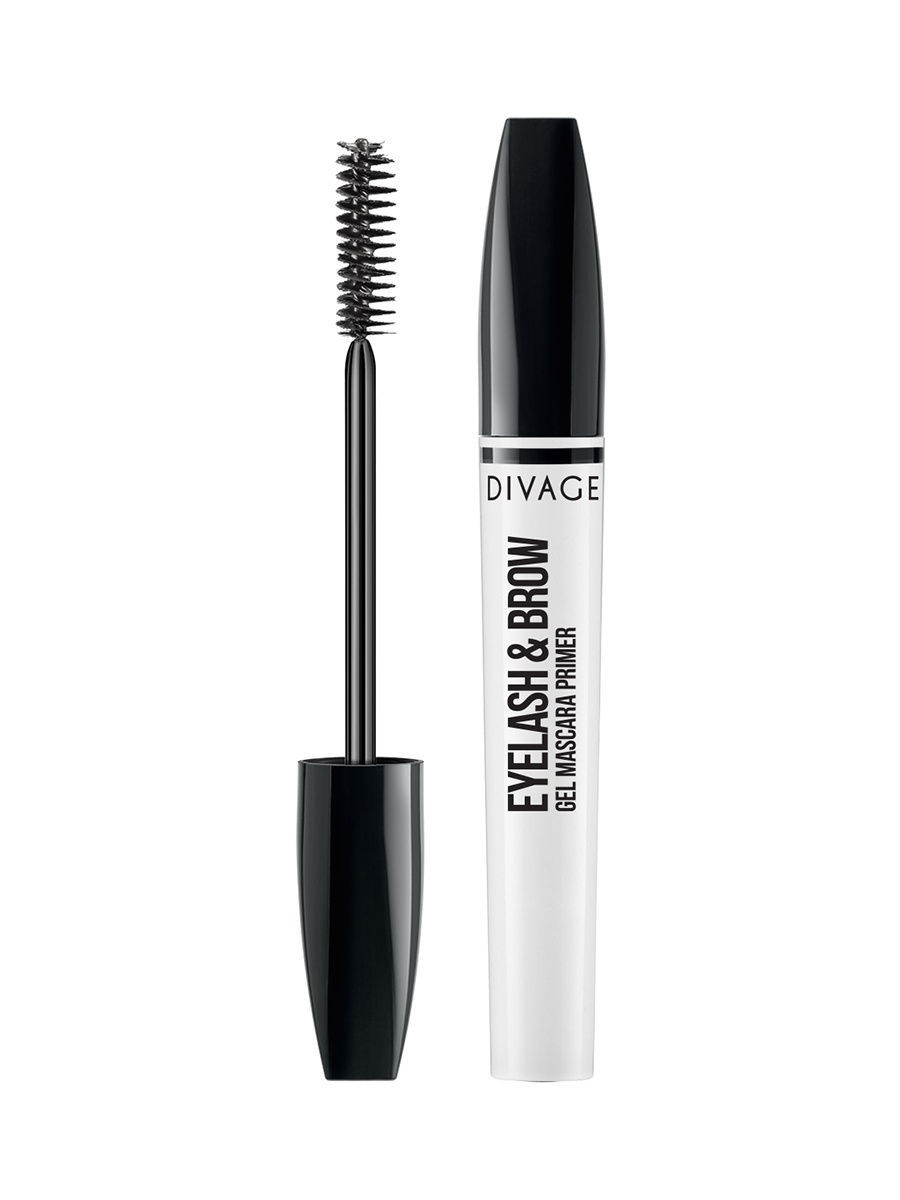 Основы под макияж DIVAGE Divage Основа Под Макияж Eyelash & Brow Gel Mascara Primer + eyelash & brow mascara
