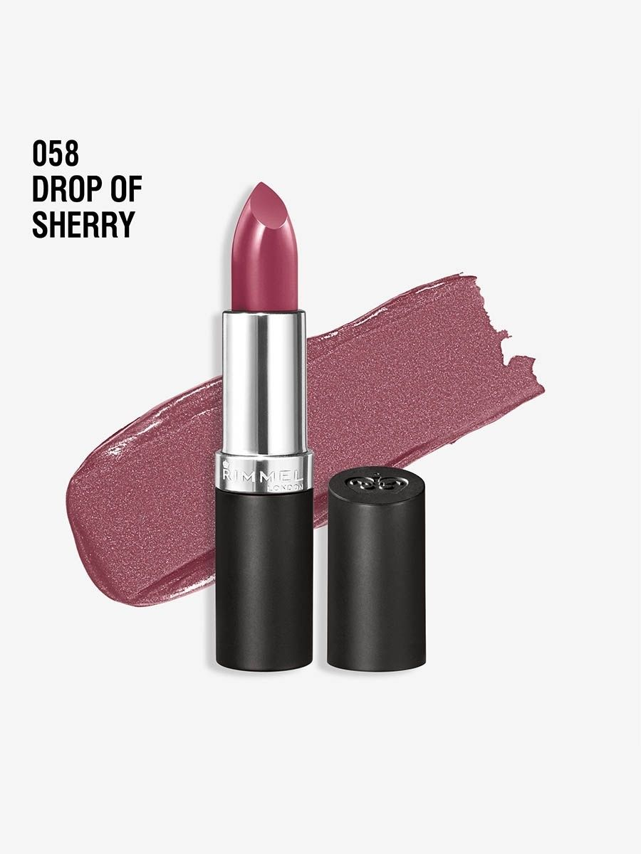 Помады Rimmel Губная помада rimmel lasting finish, тон 058