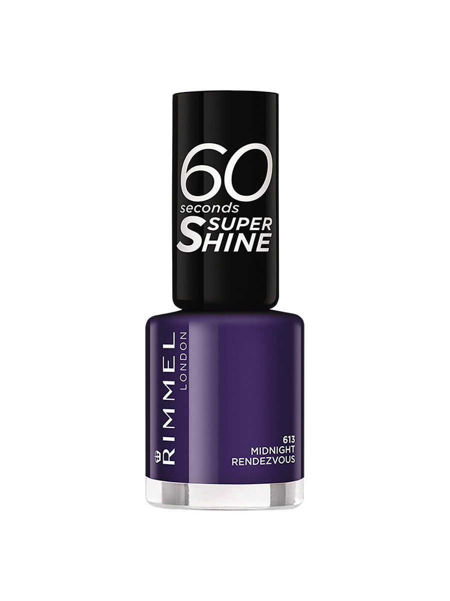 "Rimmel Лак для ногтей ""rimmel 60 seconds super shine"", тон 613"