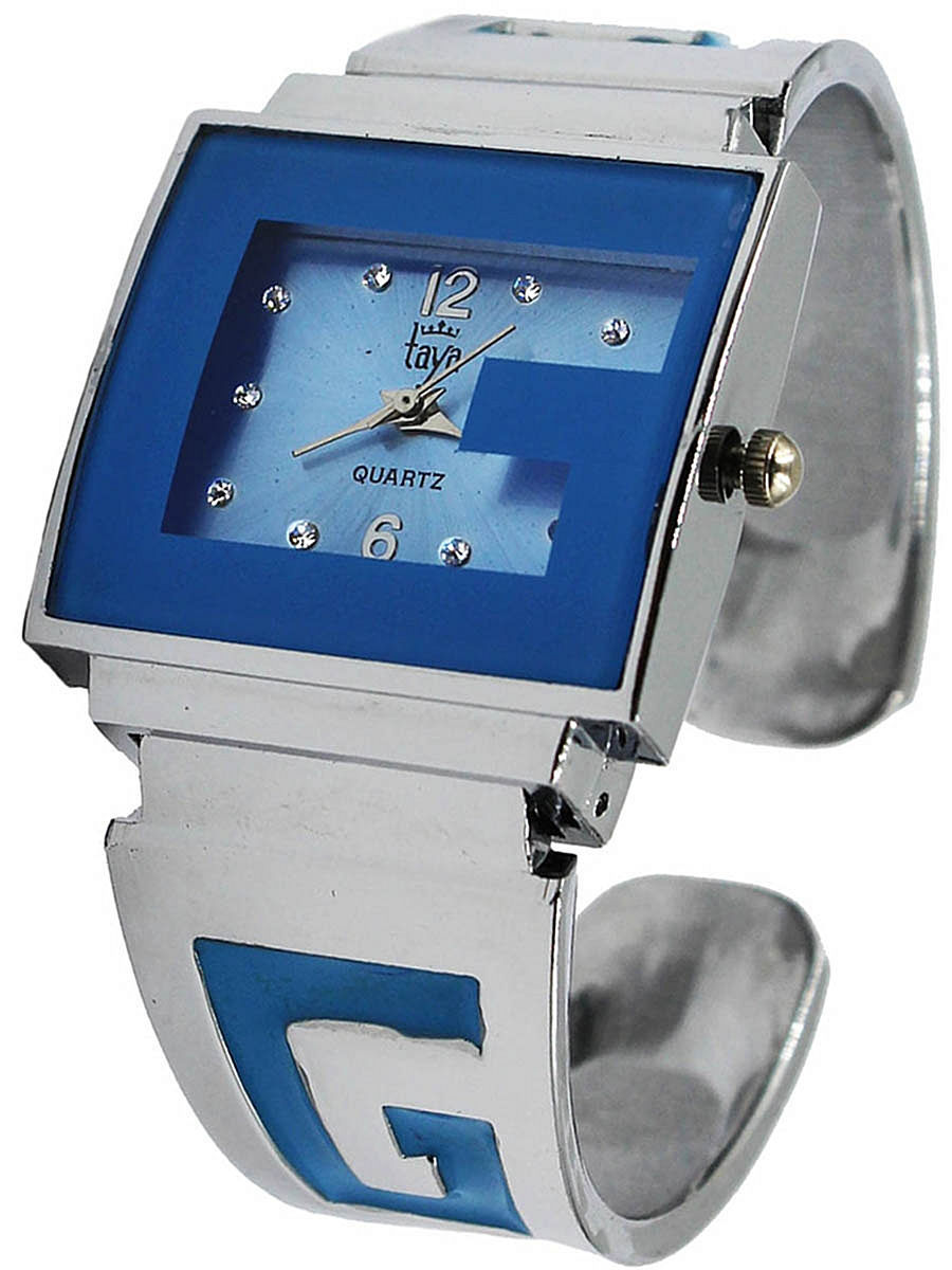 Часы Taya T-W-0400-WATCH-SL.BLUE