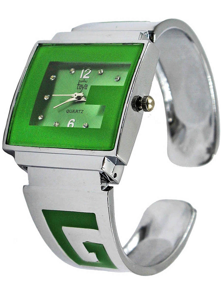 Часы Taya T-W-0401-WATCH-SL.GREEN