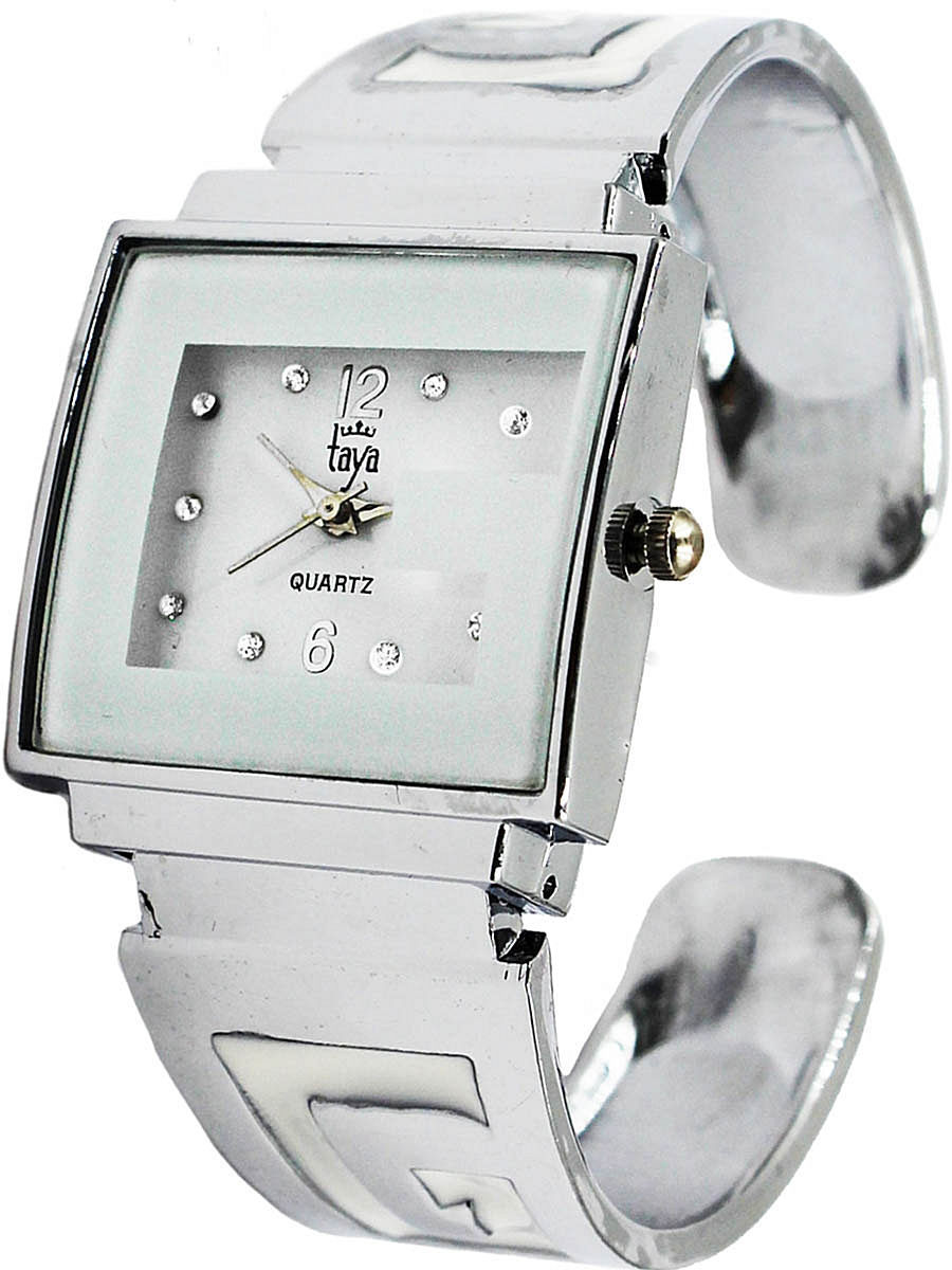 Часы Taya T-W-0403-WATCH-SL.WHITE