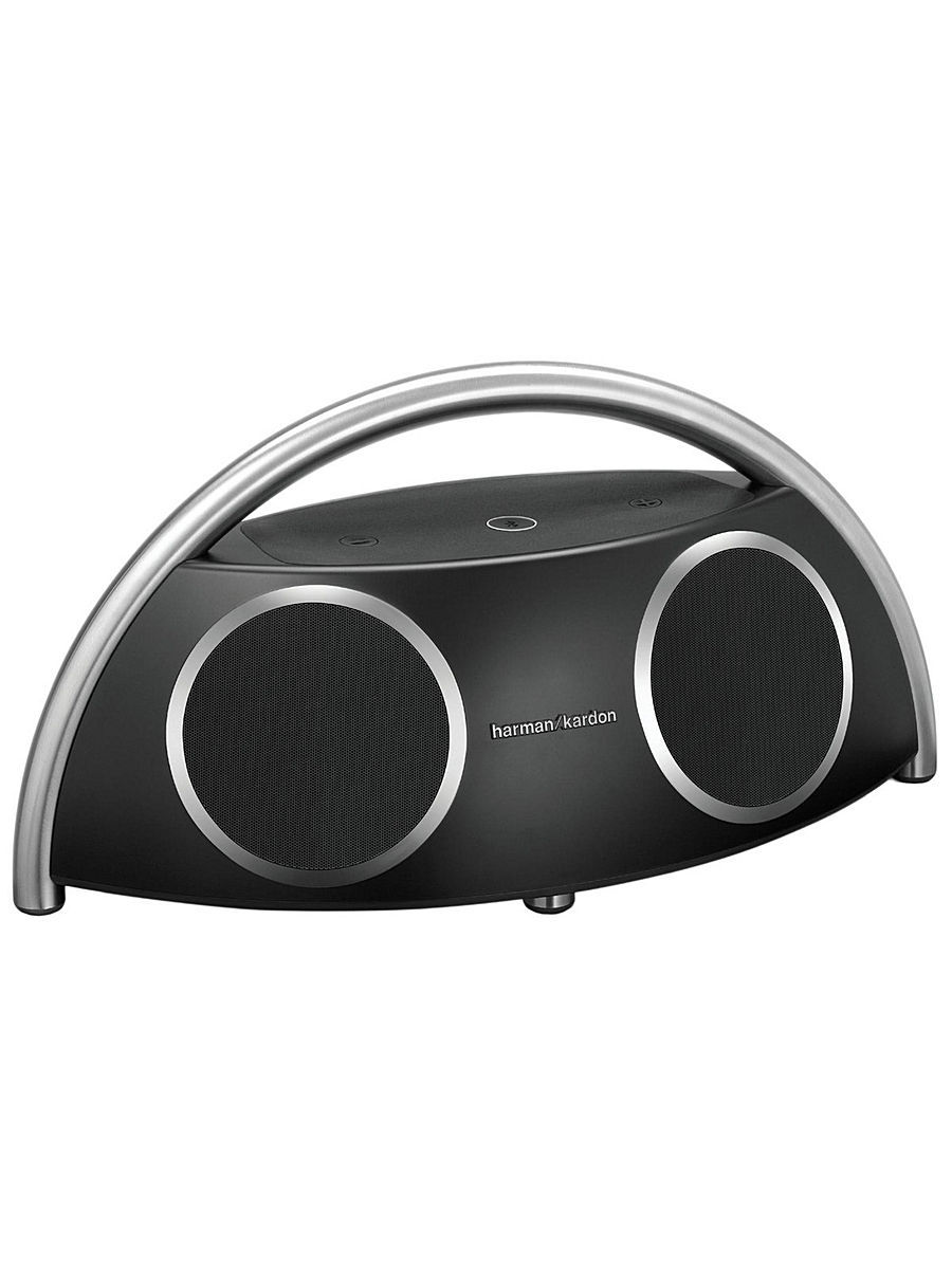 ����������� �������� GO+PLAY WIRELESS, ������ Harman Kardon HKGOPLAYWRLBLKEU