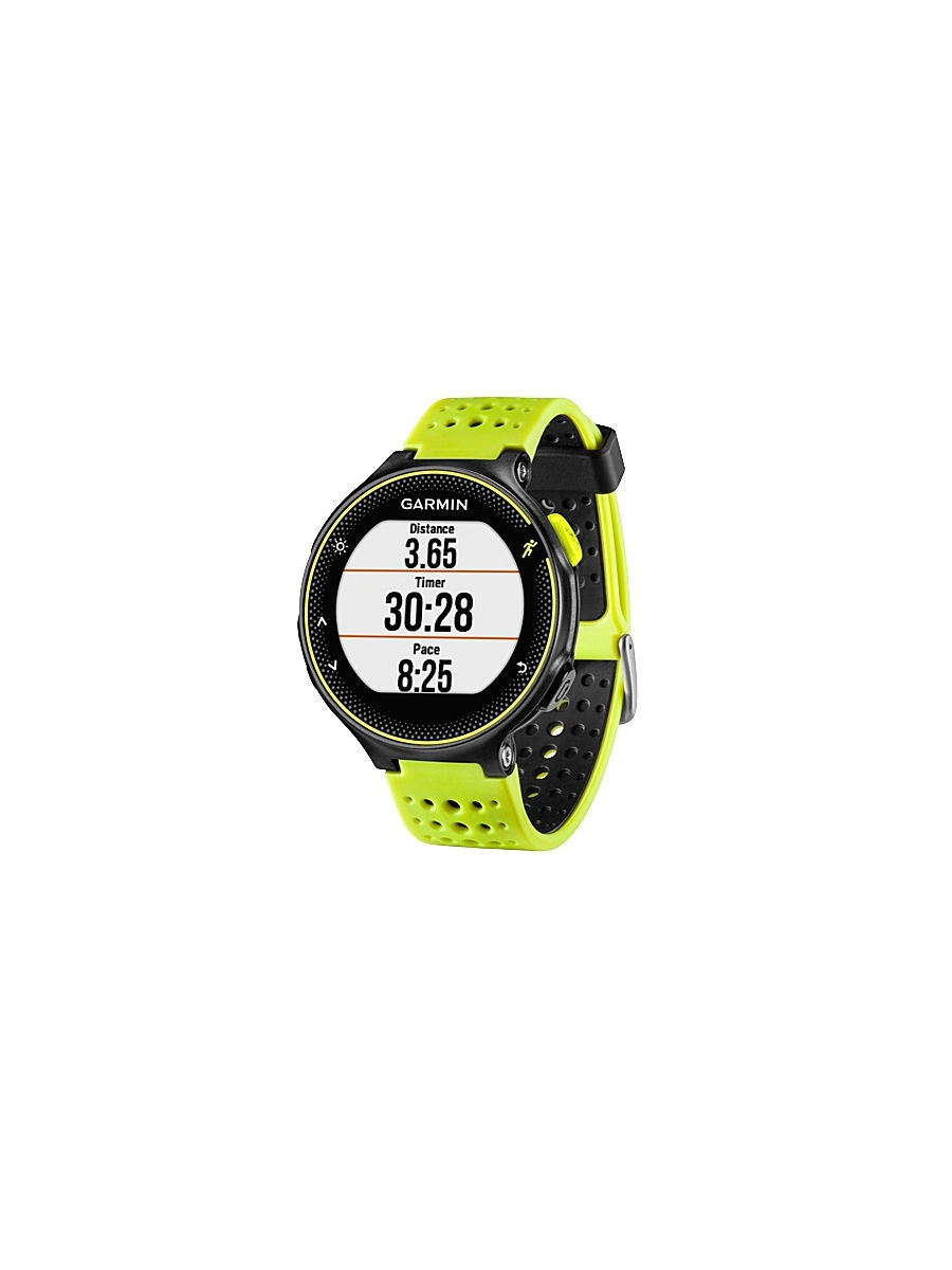 Смарт-часы GARMIN Умные часы Forerunner 230 желто-черные garmin смарт часы forerunner 920xt white red hrm run