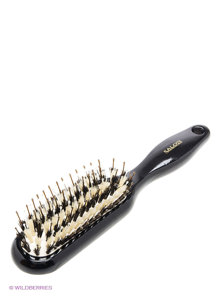 Щётка массажная Salon Professional 73249C, L 215 мм.