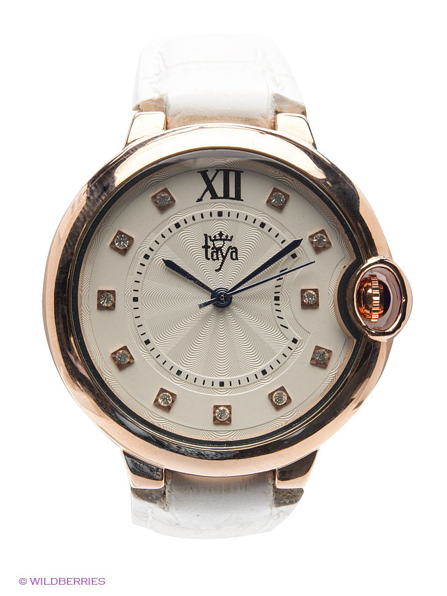 Часы Taya T-W-0001-WATCH-GL.WHITE