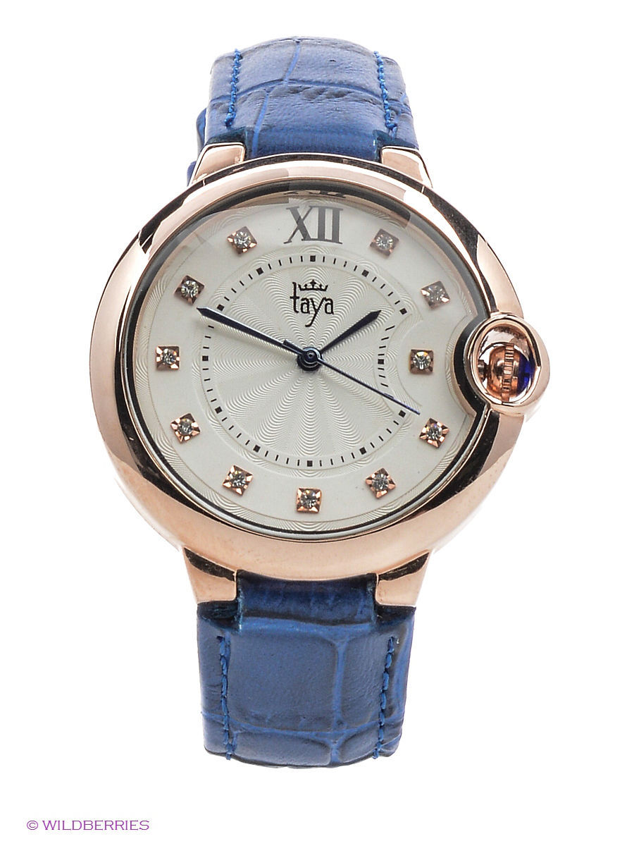 Часы Taya T-W-0002-WATCH-GL.D.BLUE