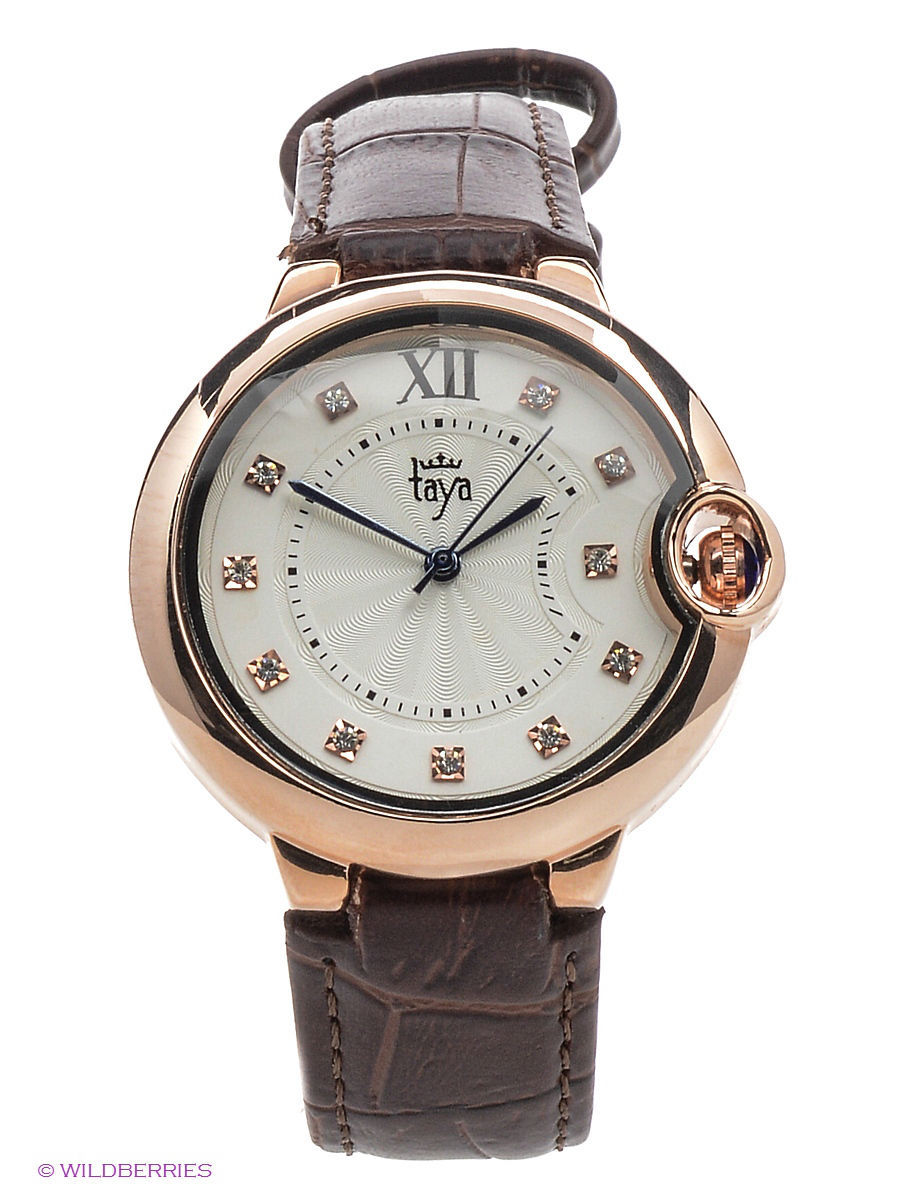 Часы Taya T-W-0003-WATCH-GL.BROWN