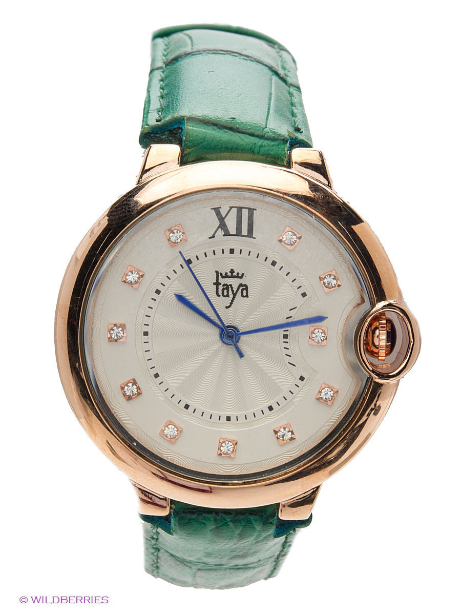Часы Taya T-W-0006-WATCH-GL.GREEN