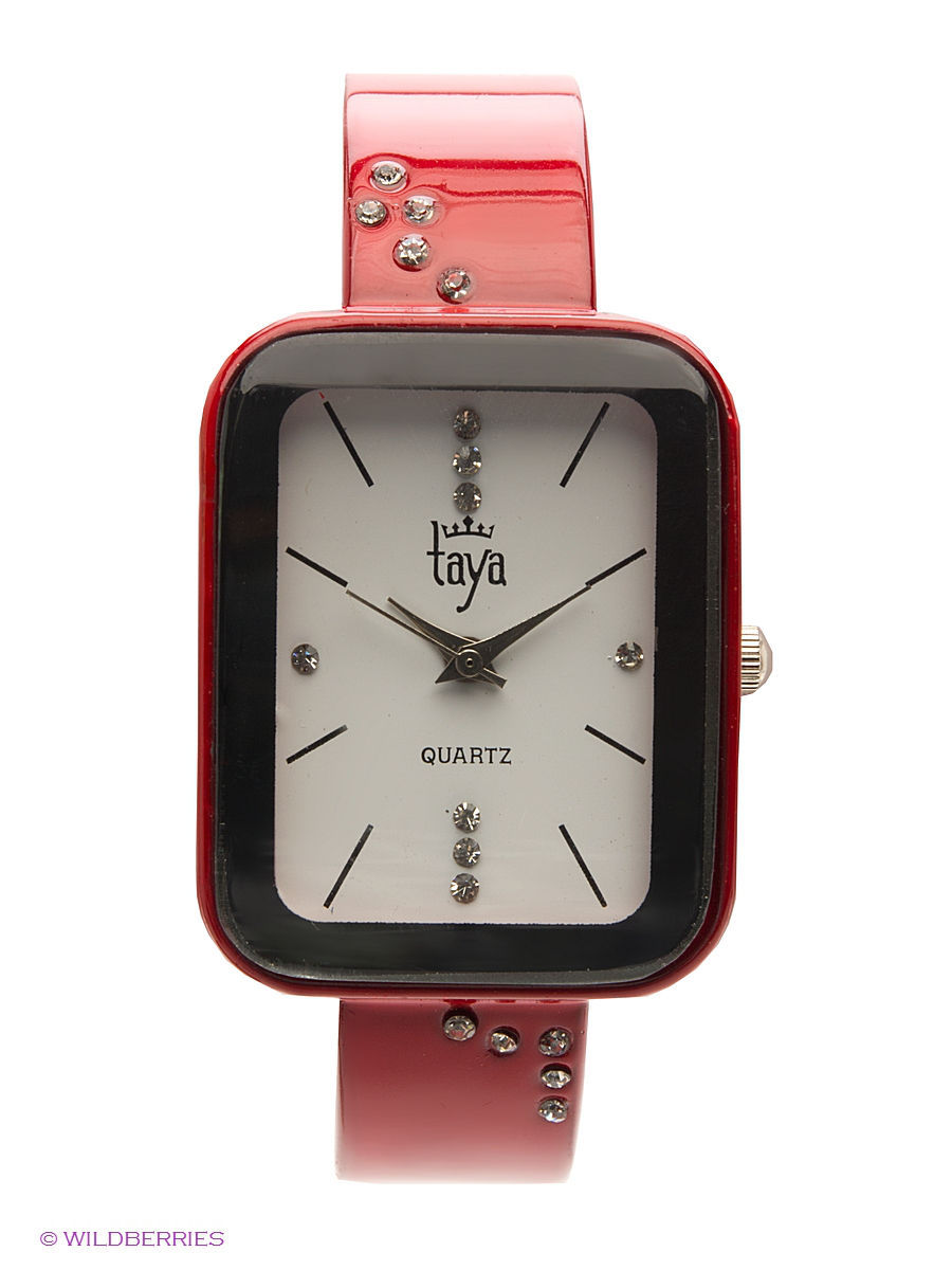 Часы Taya T-W-0459-WATCH-RED