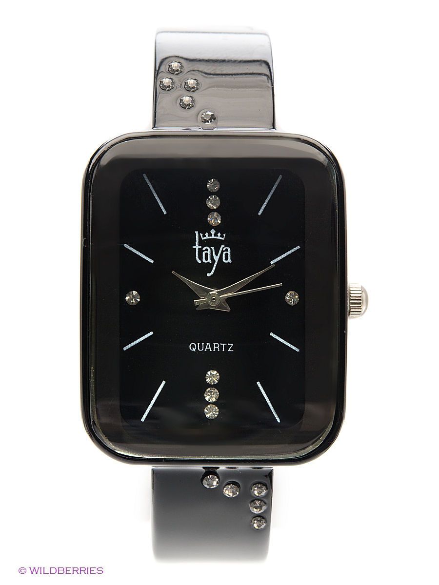 Часы Taya T-W-0460-WATCH-BLACK