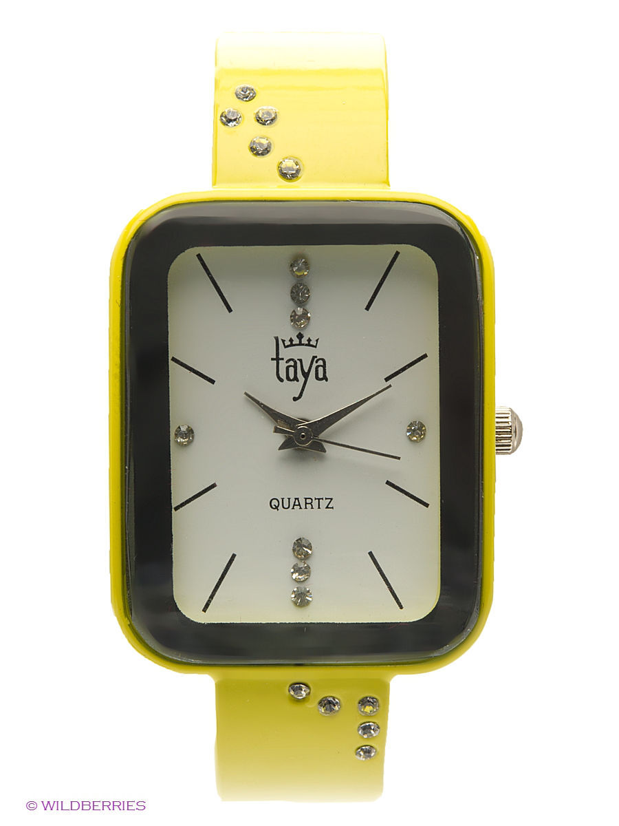 Часы Taya T-W-0463-WATCH-YELLOW