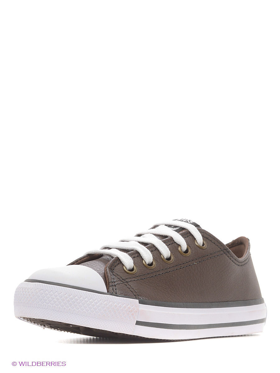 Кеды 4U SS202/Brown-White
