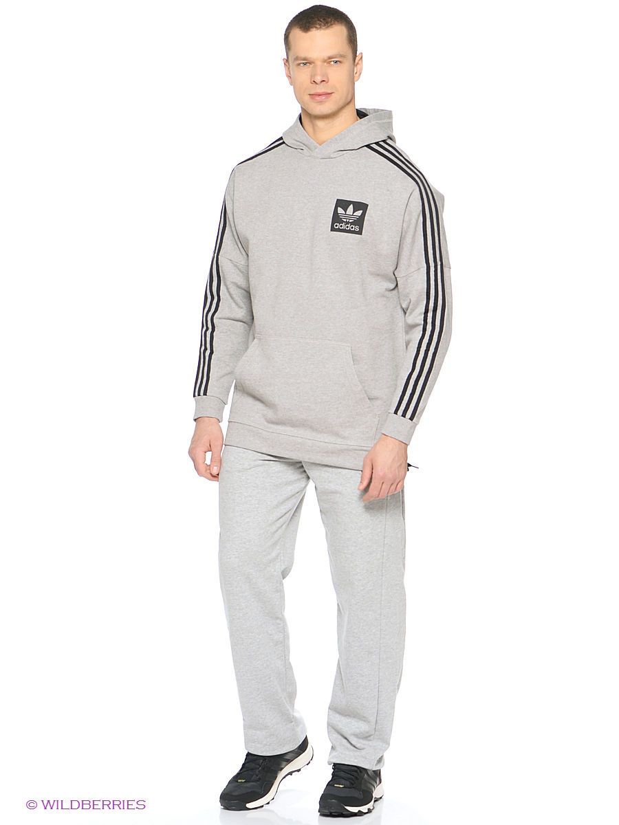 Худи Adidas Худи Originals Hoodie With Box adidas originals ad093ebuni97 adidas originals