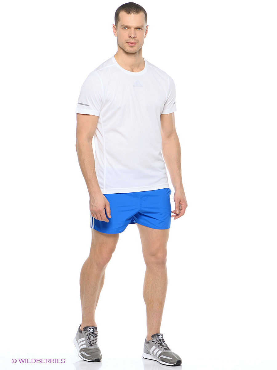 Футболка Adidas Футболка RUN TEE M adidas performance run tight m