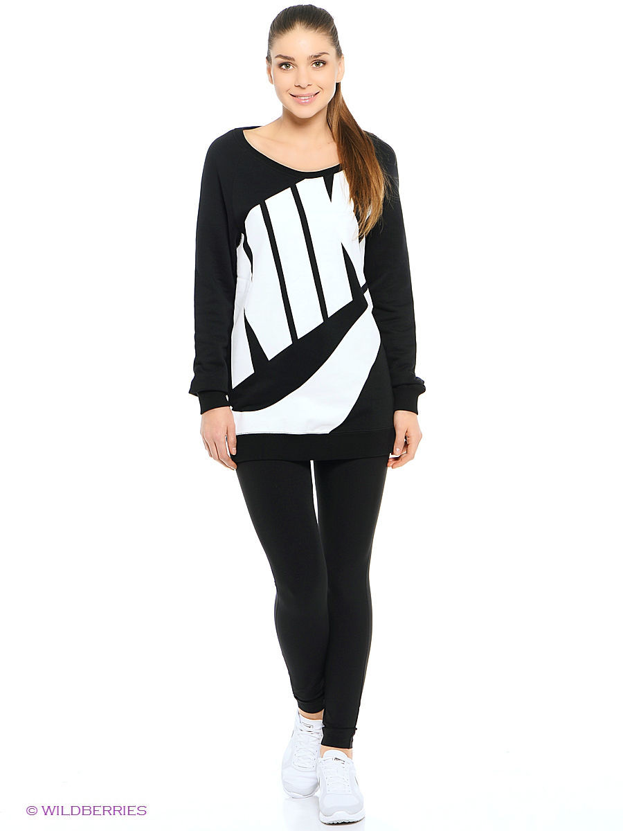 Леггинсы W NK FLX TGHT PANT BLISS Nike 725150-010