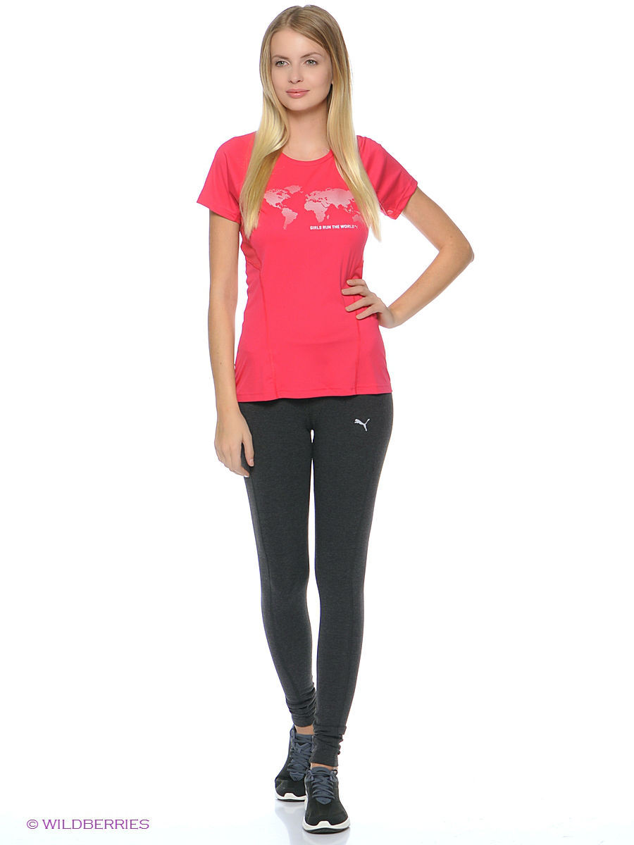 Тайтсы PUMA Тайтсы ST Essential Long Tight тайтсы puma тайтсы yogini heather knee tight