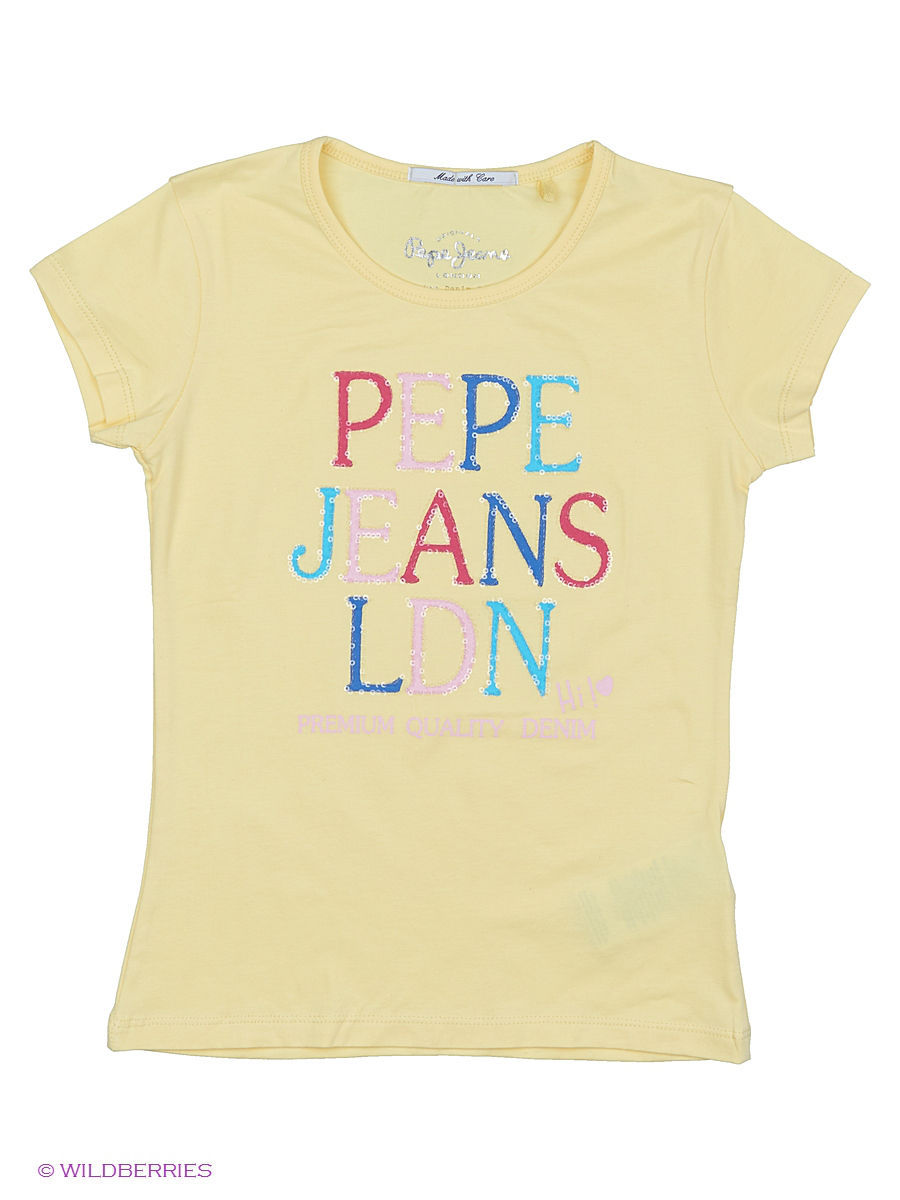 Футболка Pepe Jeans London PG500807/014
