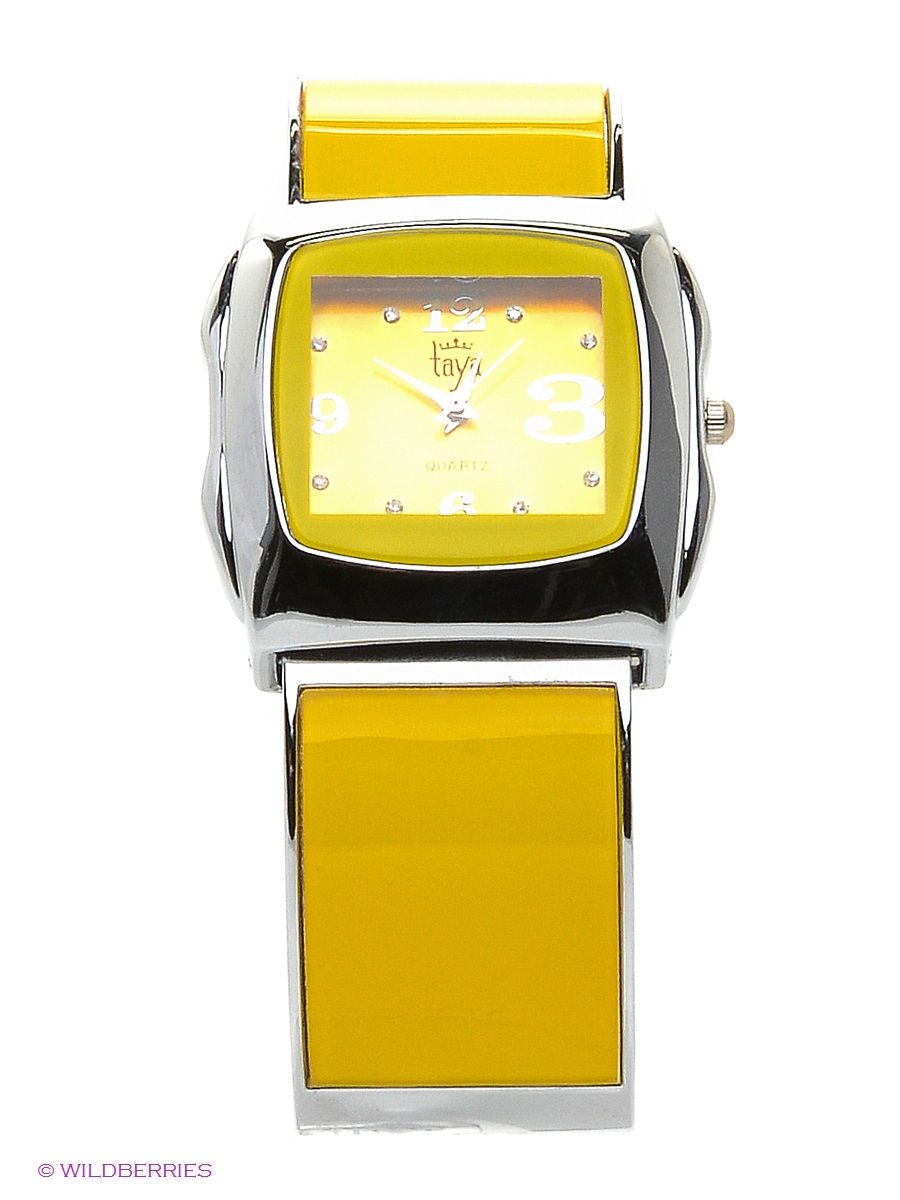Часы Taya T-W-0437-WATCH-SL.YELLOW