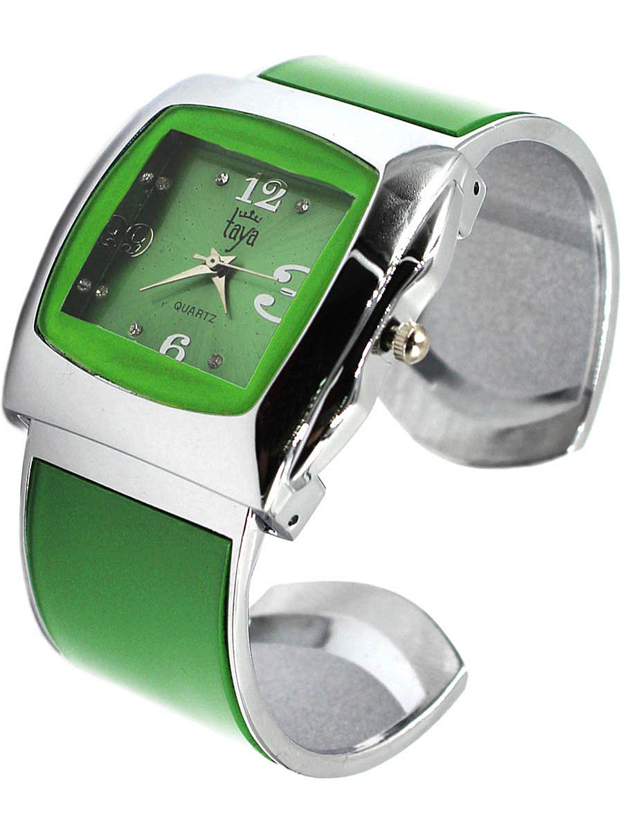 Часы Taya T-W-0438-WATCH-SL.GREEN