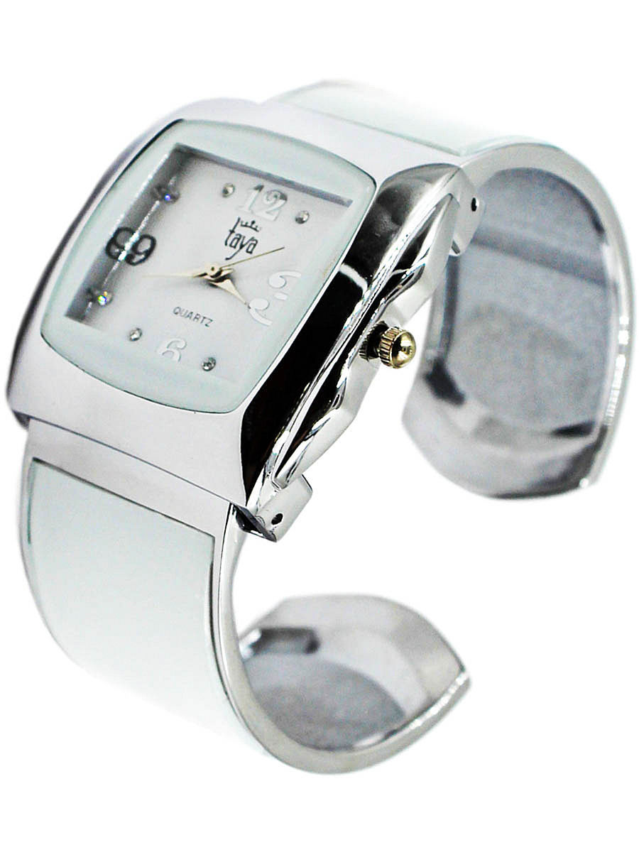 Часы Taya T-W-0439-WATCH-SL.WHITE