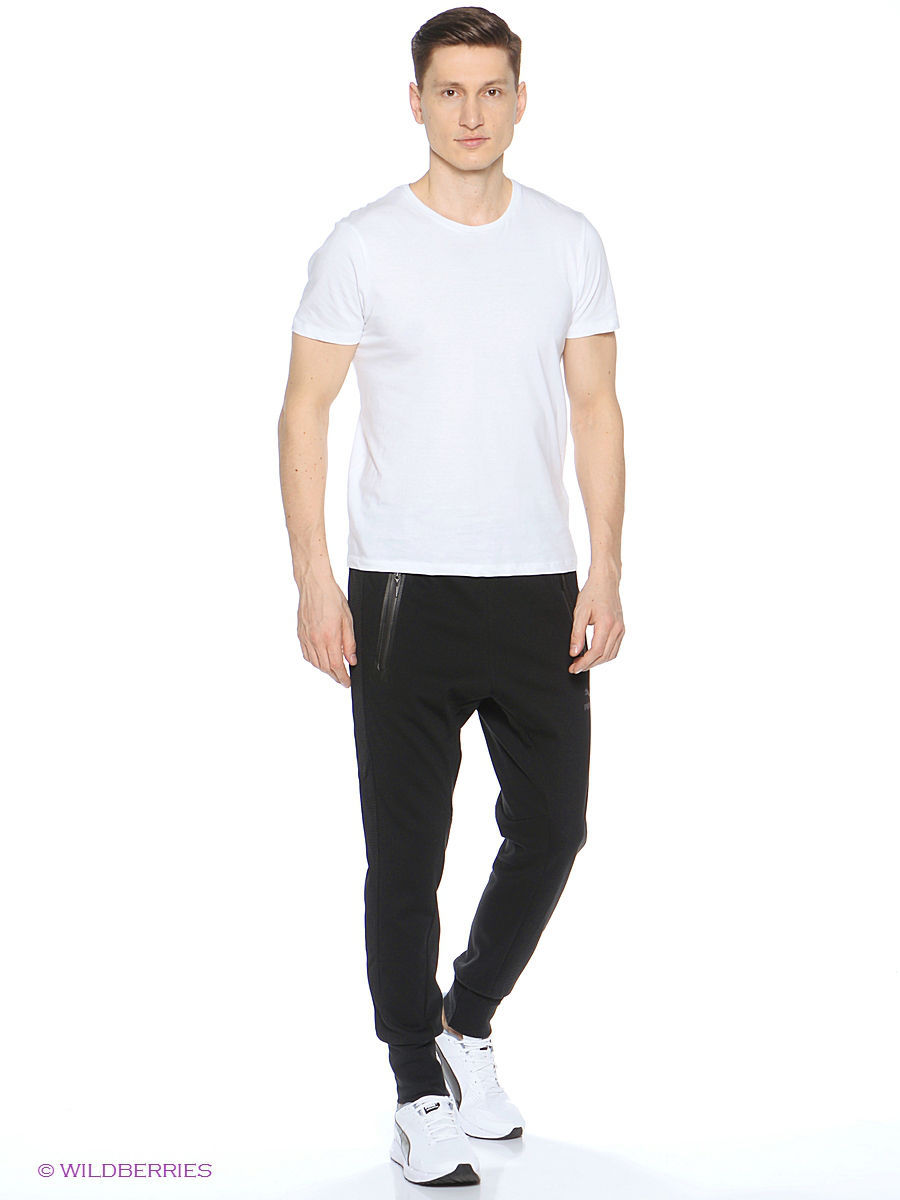Брюки Evo sweat pants Puma 57057301
