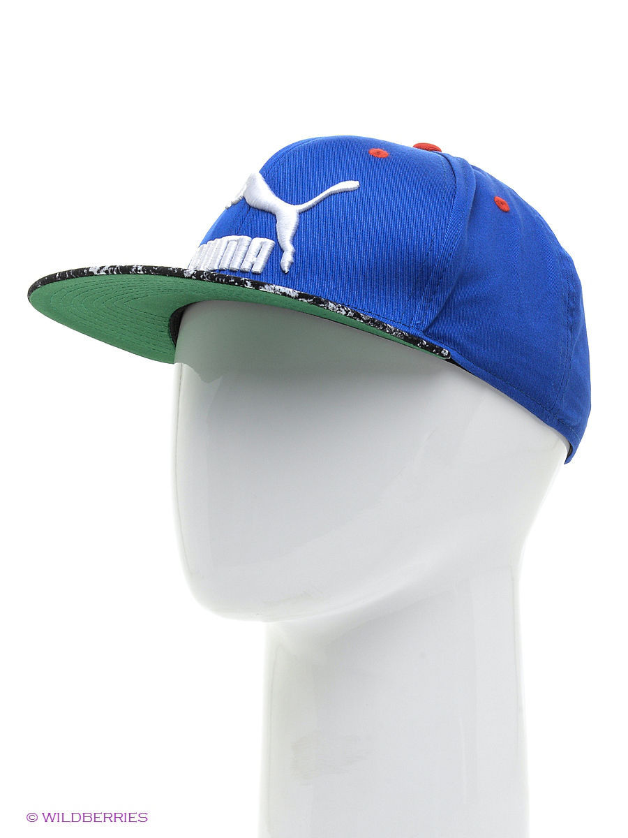 Бейсболка LS ColourBlock SnapBack Puma 05294210