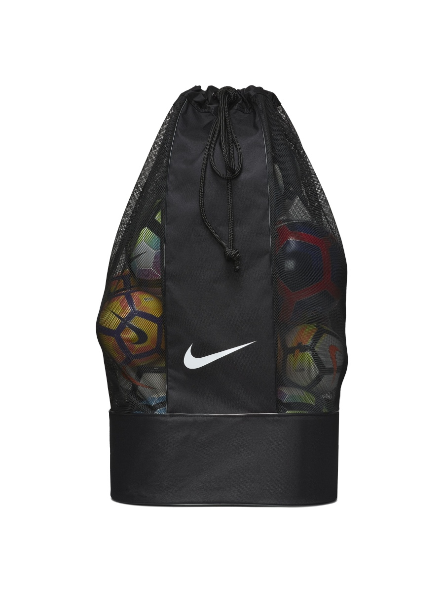 Сетки для мячей Nike Сумка NIKE CLUB TEAM SWOOSH BALL BAG nike nike club team swoosh backpack