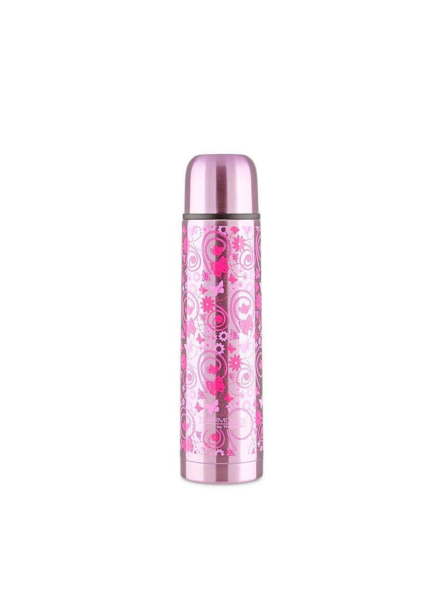 Термос THERMOcafe by Thermos Butterfly Flask - Shiny Purple 0.5L 446602