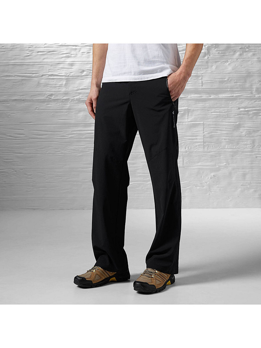 Брюки Reebok Брюки Sbtm Woven Pant брюки nike брюки training df stretch woven pant