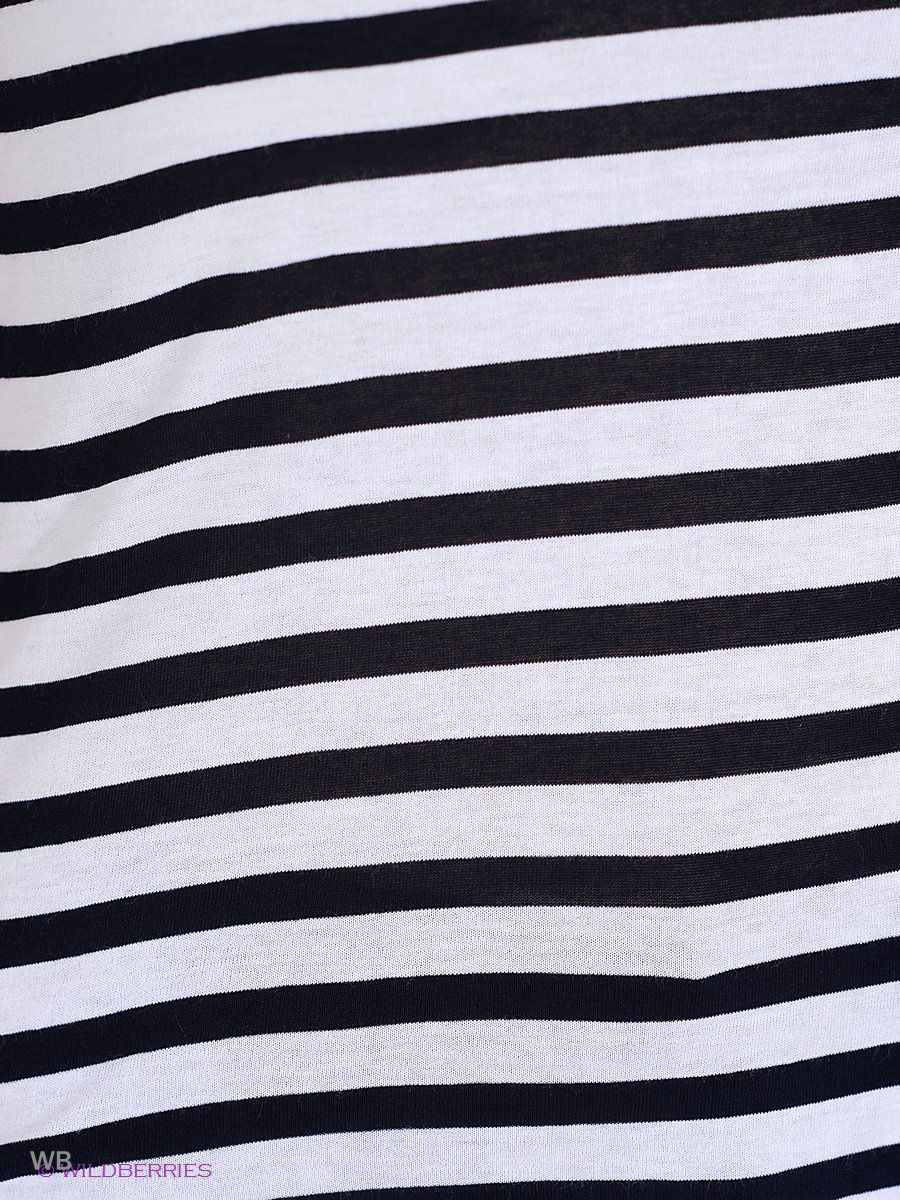 Футболка Baon (Баон) B236203/DARKNAVY-WHITESTRIPED: изображение 4