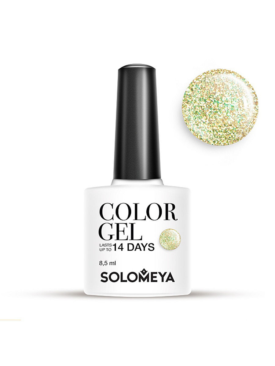 Гель-лаки SOLOMEYA Гель-лак Color Gel Тон Patsy SCG159/Пэтси гель лаки solomeya гель лак color gel тон celia scg103 селия
