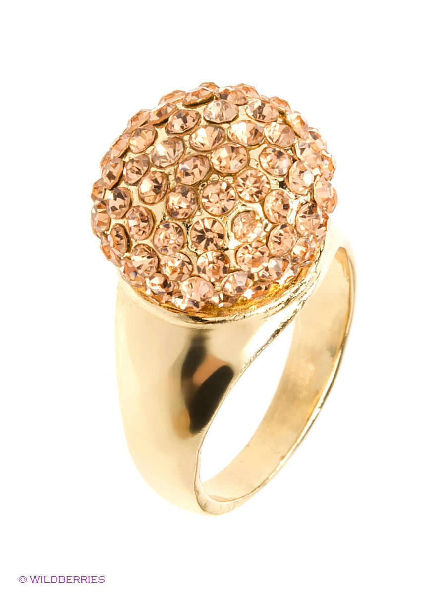 Кольцо Taya T-B-8758-RING-GOLD/19