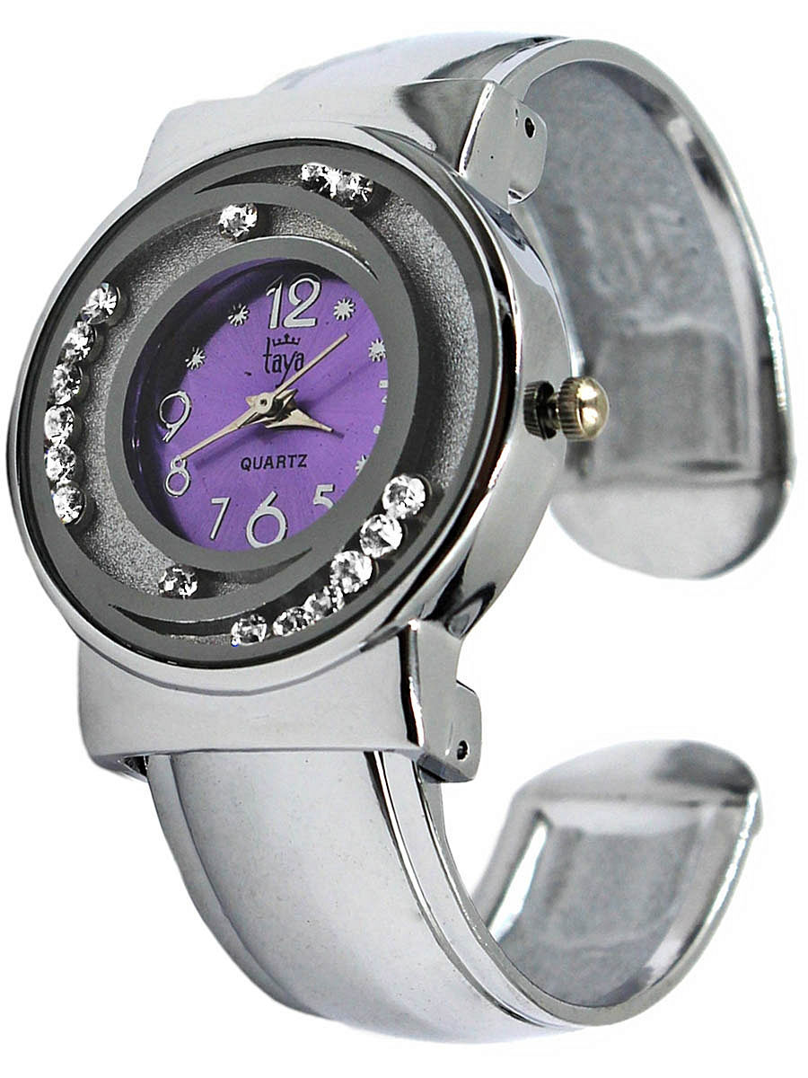 Часы Taya T-W-0414-WATCH-SL.LAVENDER