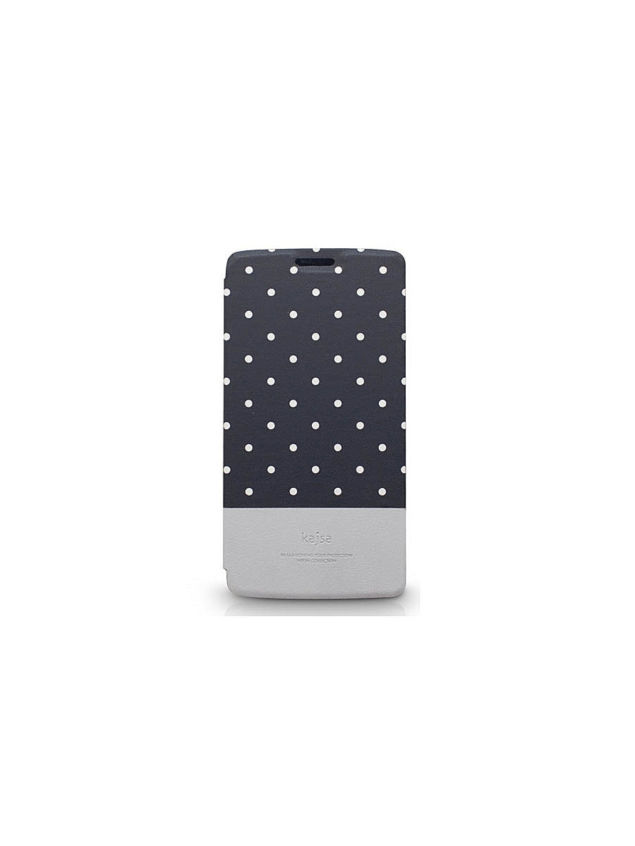 Чехлы для телефонов Kajsa Чехол для LG G3 Neon Collection Glow-in-the-Dark Dot pattern Folio case,Black чехлы для телефонов kajsa чехол для iphone 6 plus preppie collection saffiano leather folio case [iphone 6 5 5] pearl white