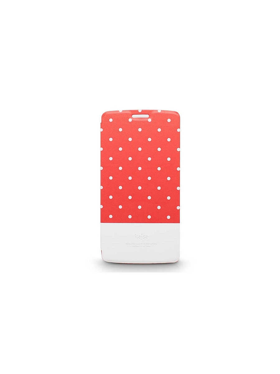 Чехлы для телефонов Kajsa Чехол для LG G3 Neon Collection Glow-in-the-Dark Dot pattern Folio case,Red чехлы для телефонов kajsa чехол для iphone 6 plus preppie collection saffiano leather folio case [iphone 6 5 5] pearl white