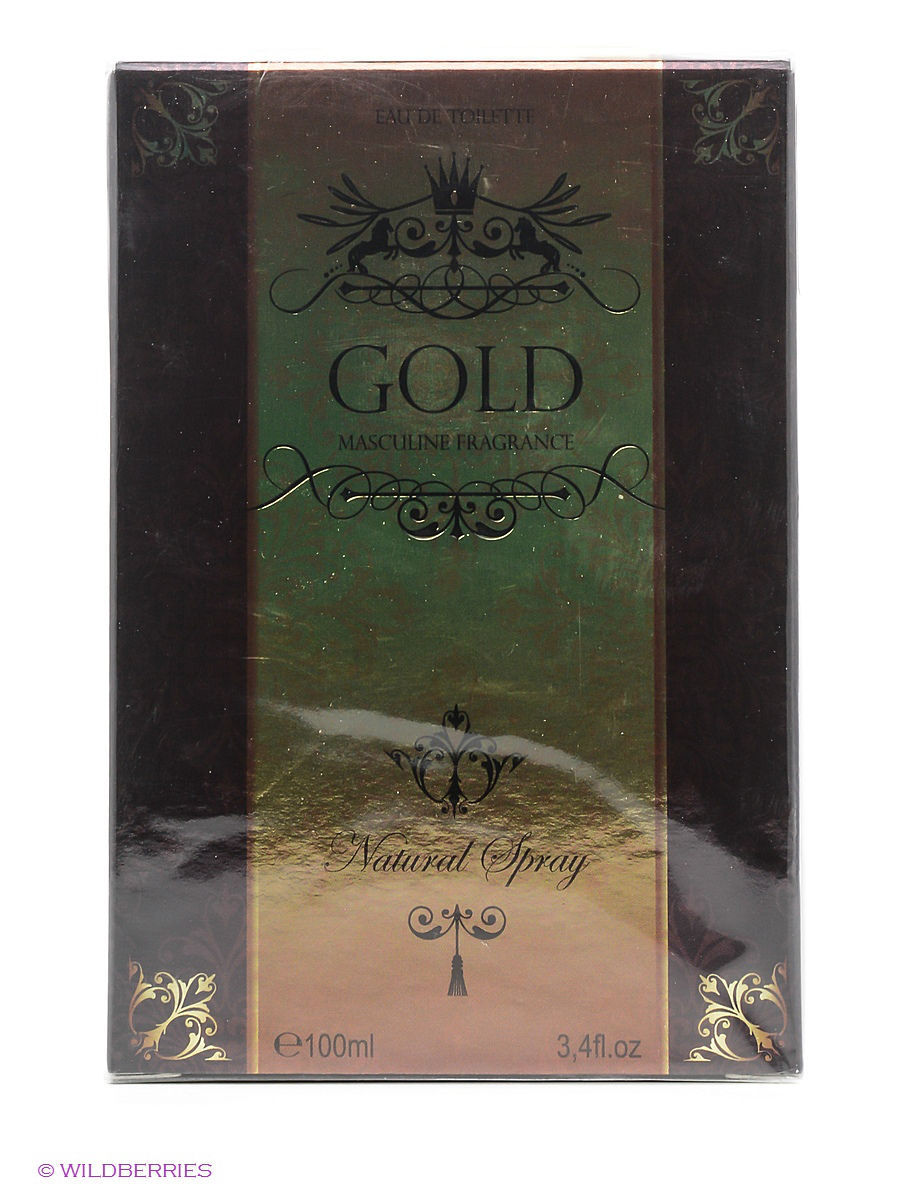 Туалетная вода CHRISTINE DARVIN FOR MEN GOLD EDT 100ML SPRAY