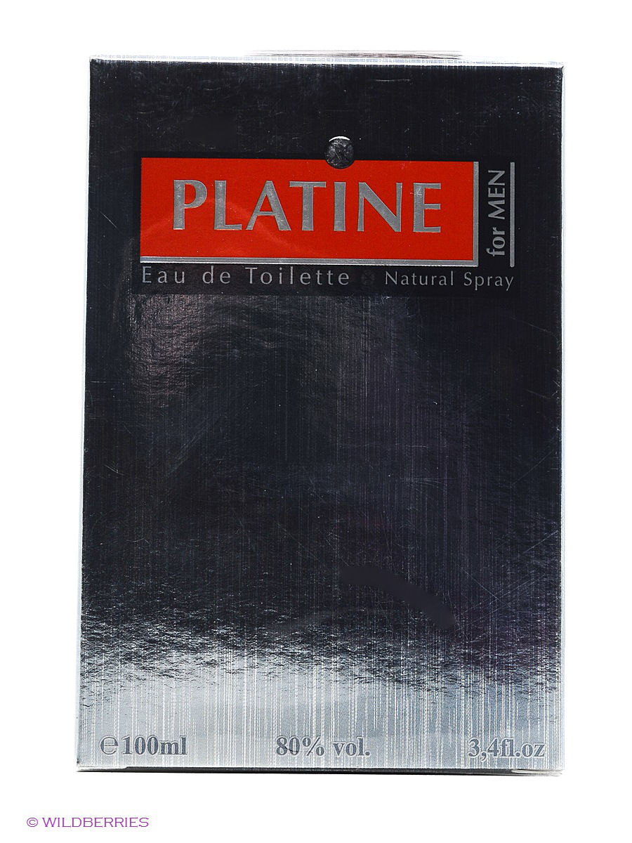 Туалетная вода CHRISTINE DARVIN FOR MEN PLATINE EDT 100ML SPRAY