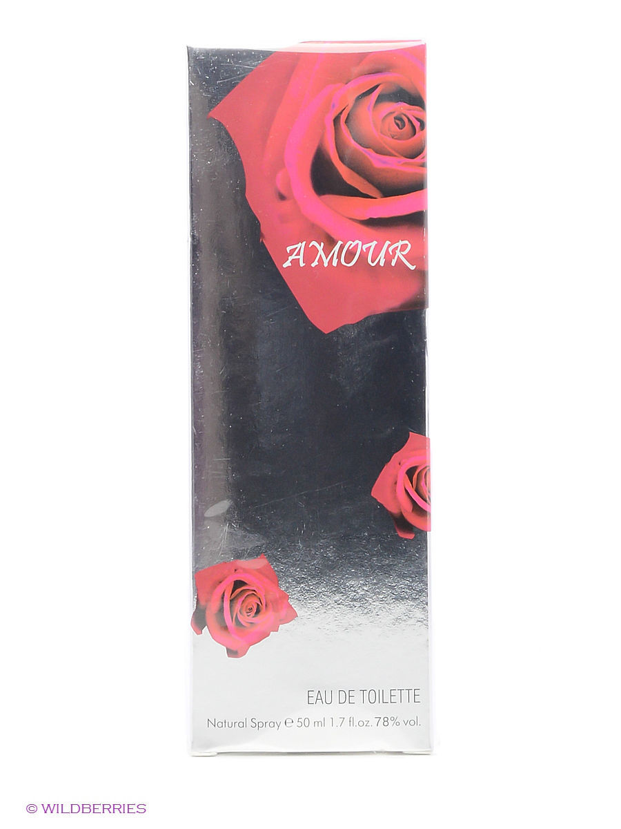 Туалетная вода PARFUMS GENTY Туалетная вода AMOUR EDT 50 ML SPRAY туалетная вода amour amour 75 мл понтипарфюм