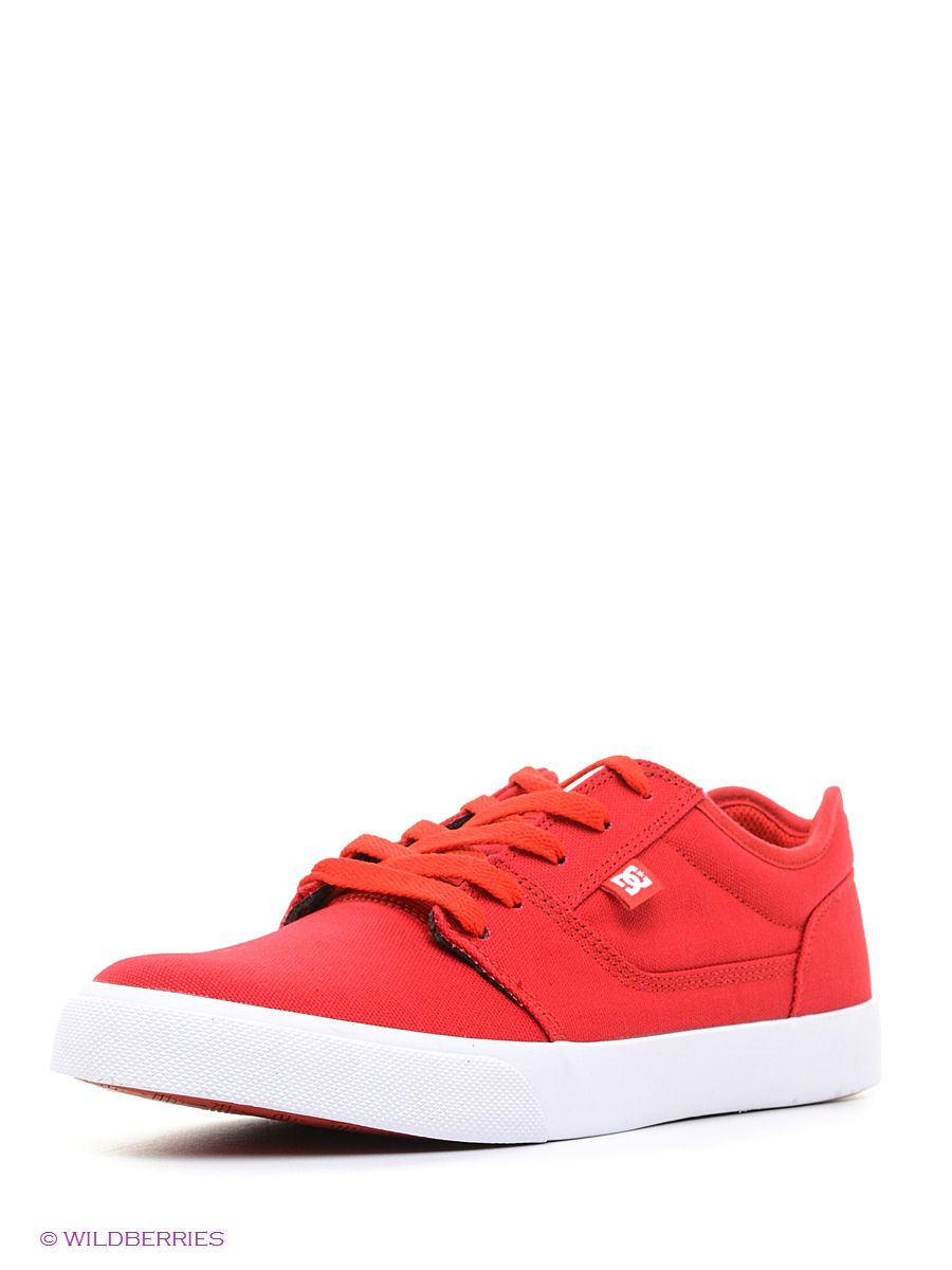 Кеды DC Shoes 303111/RED
