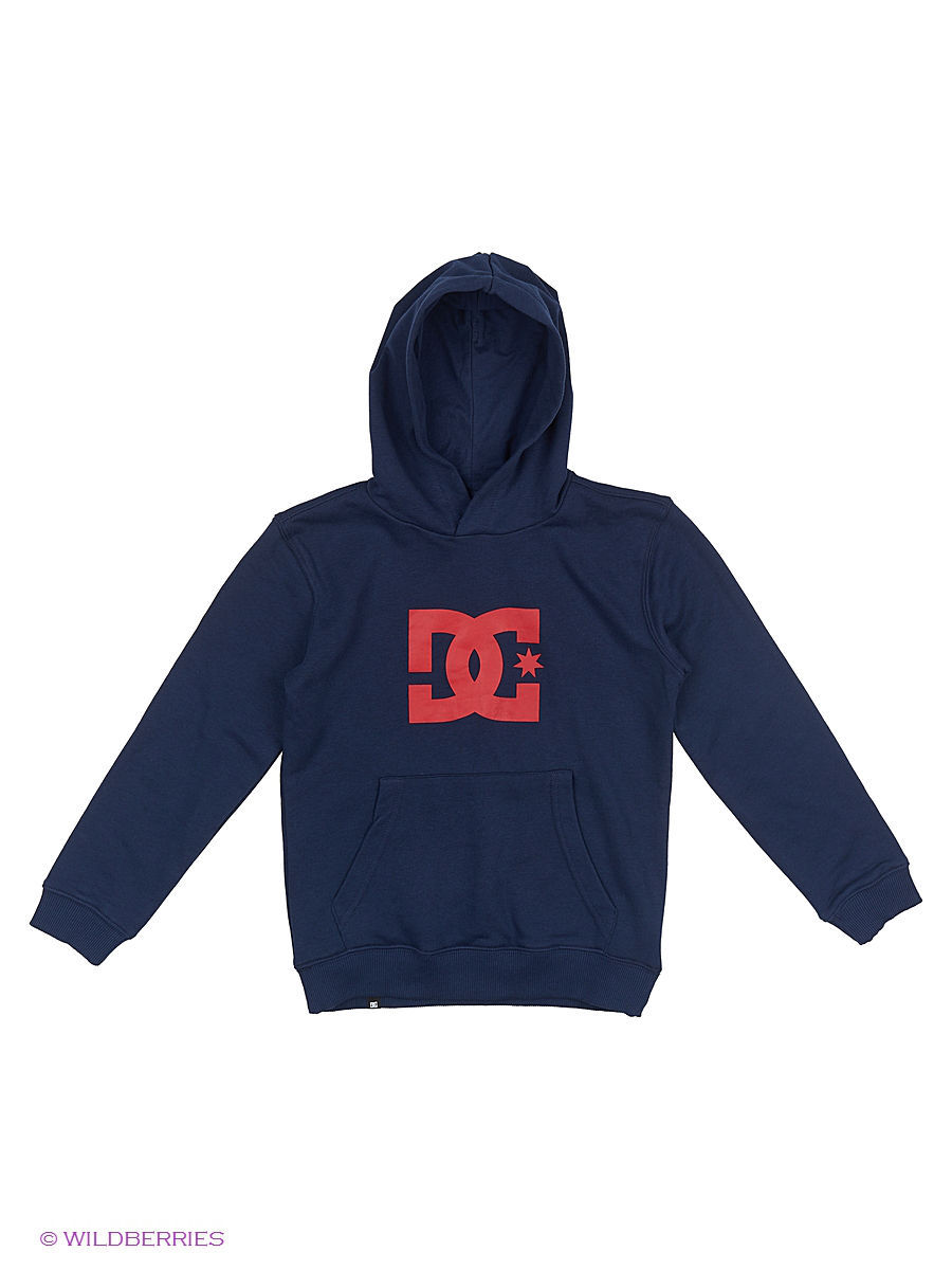 Худи DC Shoes EDBSF03058/BTL0
