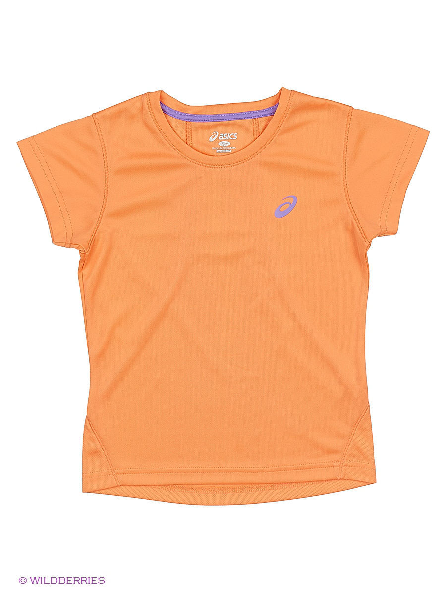 �������� SHORT SLEEVE TOP ASICS 131408JR/0558