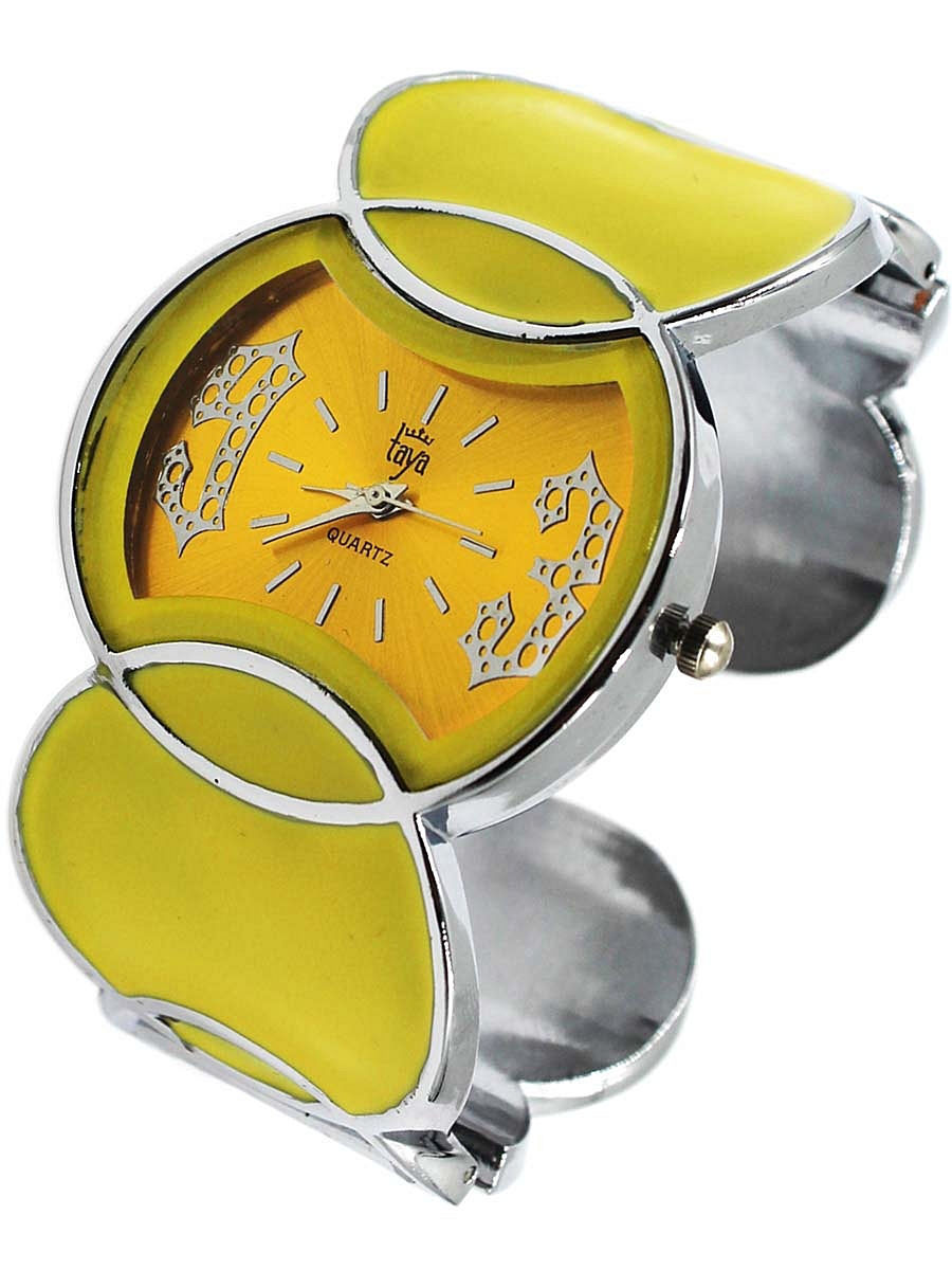Часы Taya T-W-0446-WATCH-SL.YELLOW